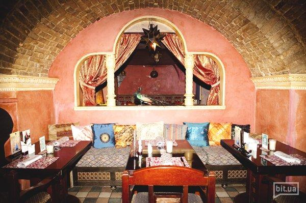 О старом по-новому: место с историей — «Маракеш»